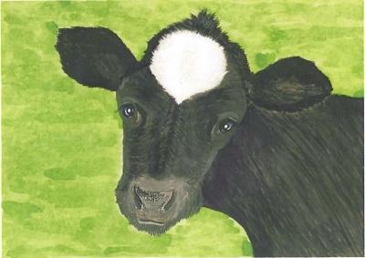 牛さん、ありがとう!