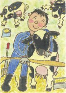 牛さん、大好き