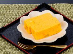 チーズ入りスイートパンプキン羊羹