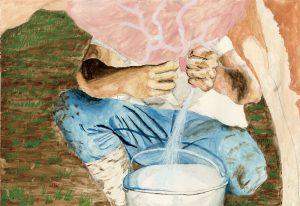 牛乳・自然の恵み